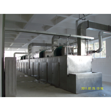 Panax Quinquefolius Multi Layer Mesh Belt Drying Machine