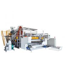 Machine d'extrusion de film coulé conventionnel