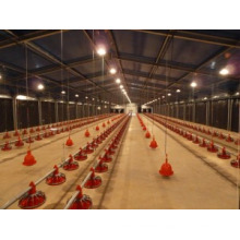 Prefabricated Steel Structure Chicken Shed (KXD-PCH8)