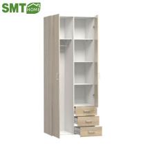 Cheap simplpractical wooden wardrobes