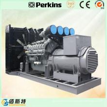 1000kVA Motor de 4 tiempos Motor Perkins Generador Diesel