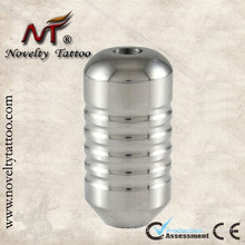 N304017-25mm Aço Inoxidável Self Lock Tattoo Grips Tubos