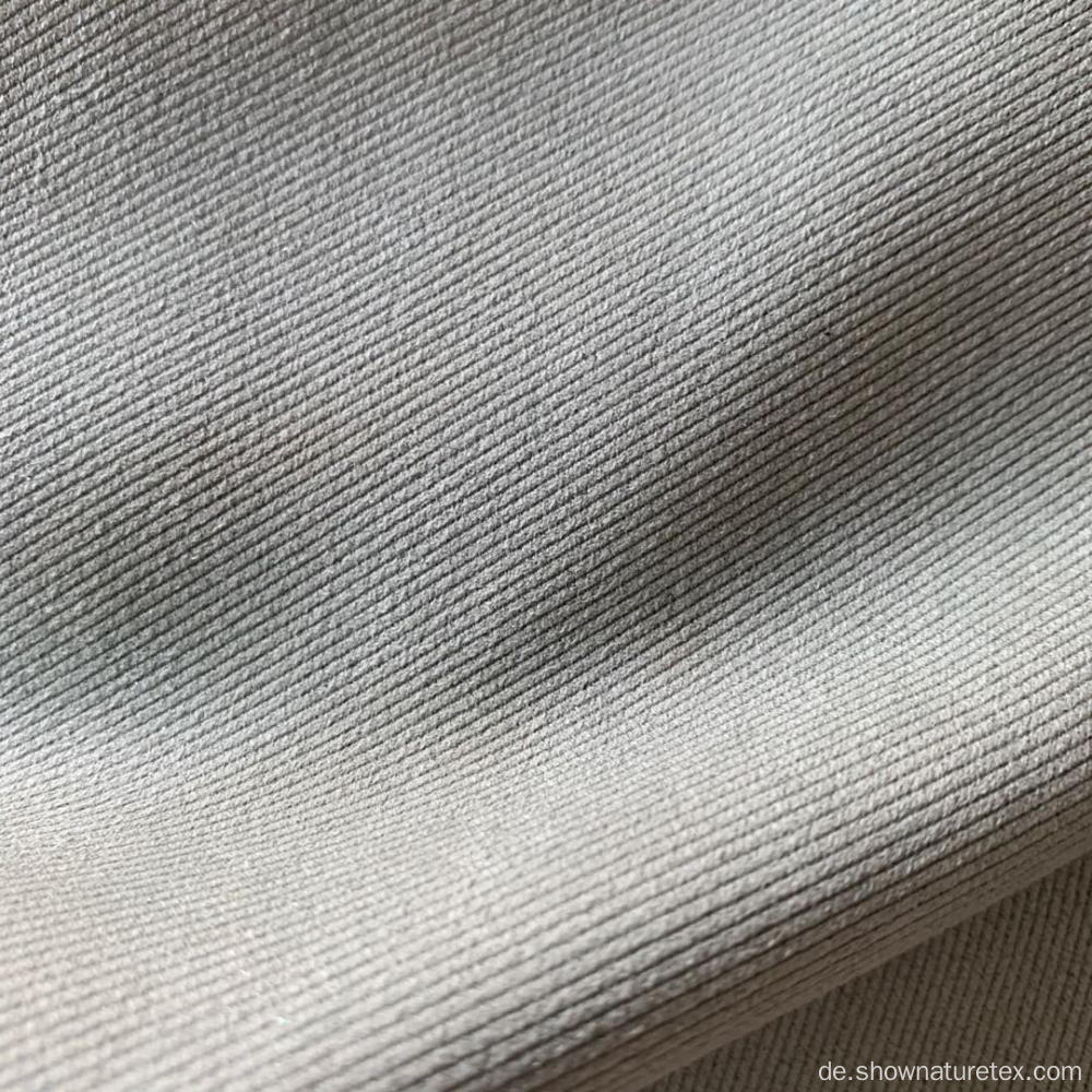 Wildleder Twill Foiled Shining