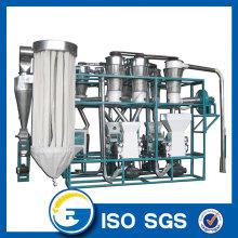 Máquina de farinha de trigo de moinho de farinha de pequena capacidade