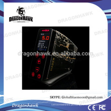 Profissional LCD Hand Touch Screen Tattoo Power Supply