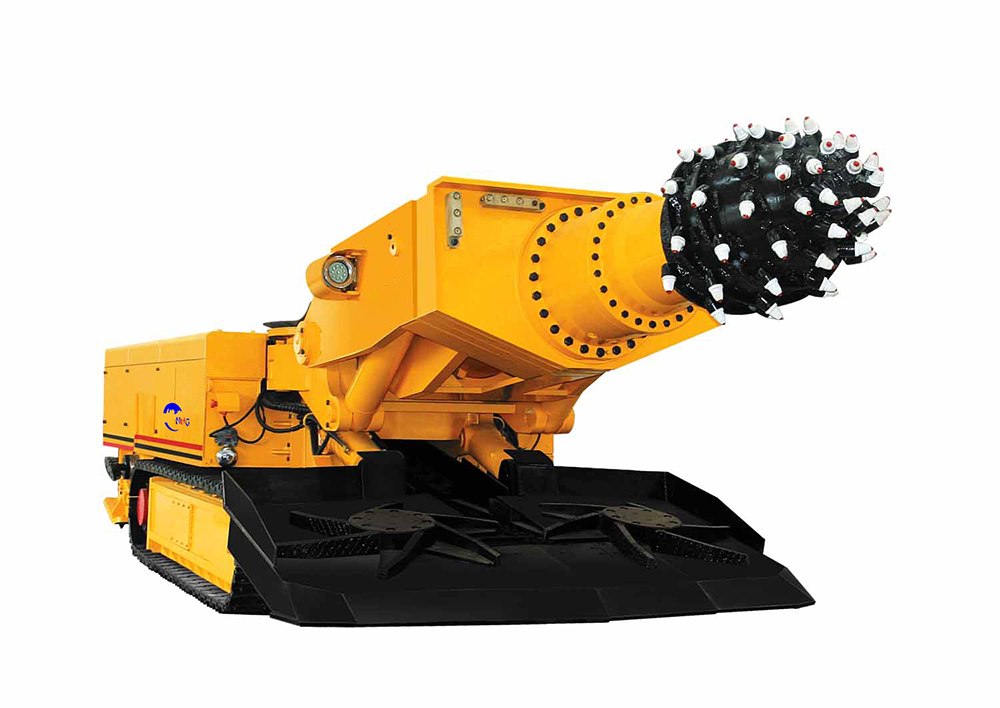 Drilling Roadheader Machine
