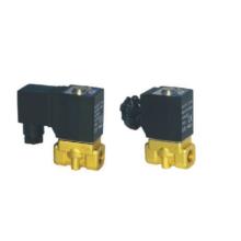 Válvula de solenoide de acción directa y normalmente cerrada de 2/2 vías Válvulas de control de fluido de la serie 2W