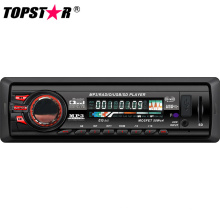 Fixed Panel Car MP3 Player with Long Cabinet