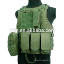 Hot Sale Amphibious Olive Drab Tactical Vest