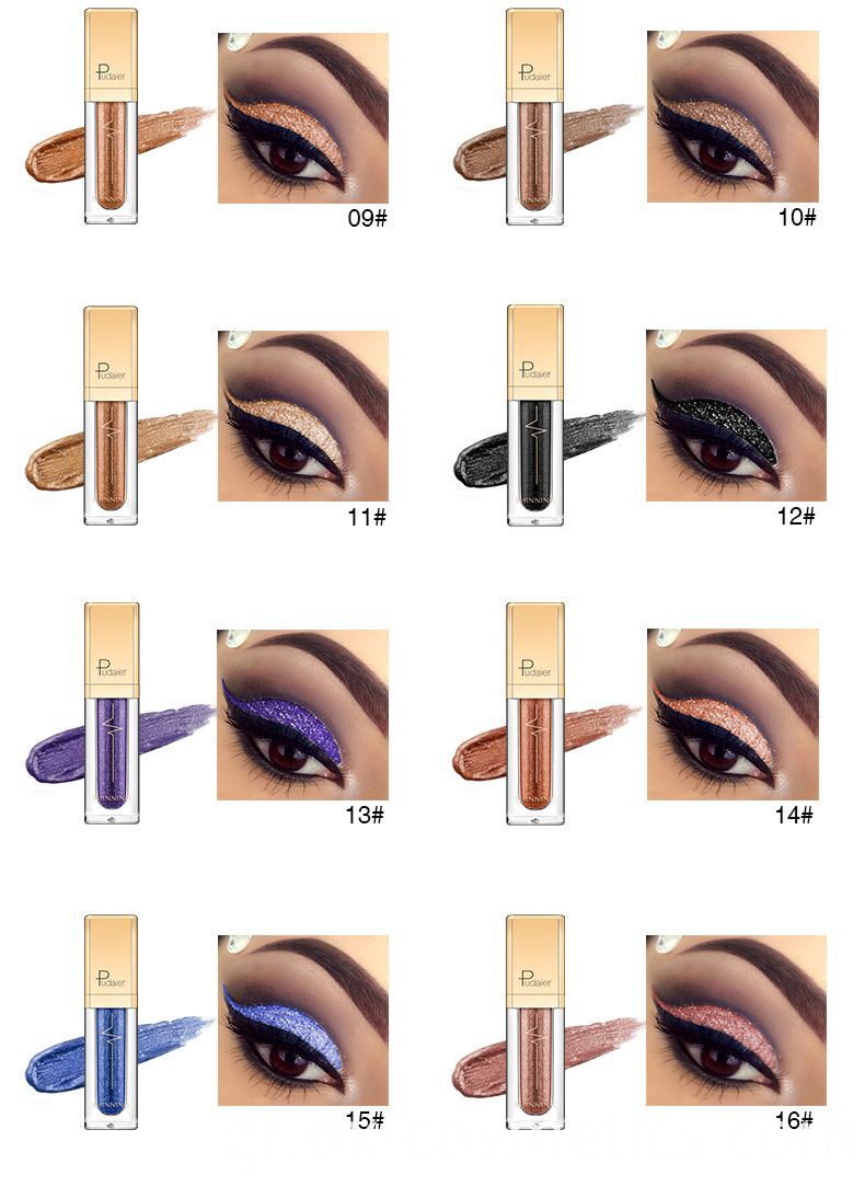 Shing star Liquid Eye Shadow 3-2