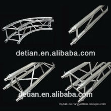 Aluminium-Mini-Traversen, Messestand Truss, Aluminium Spigot Truss