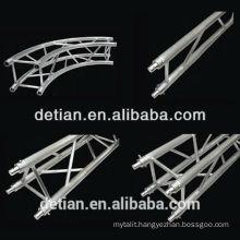 Aluminum mini truss,exhibition booth truss,aluminum spigot truss