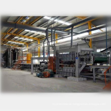 Small Capacity Making wood chip board machinery production line