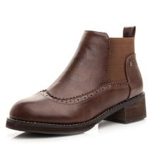Chaussures habillées pour hommes Men Brogue Shoes