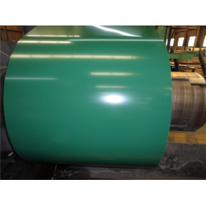Color Coated Steel Coil RAL6029