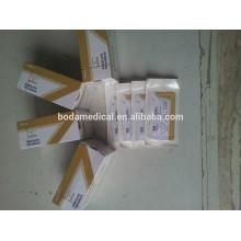 Suture de catgut absorbable chirurgical avec aiguille-Prix d'usine