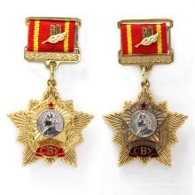 Personalized Custom Metal Award Souvenir United Nations Medal
