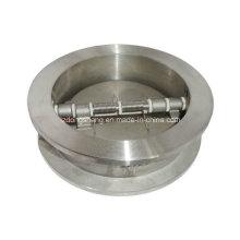 """Двойной пластинчатый обратный клапан (150 ~ 600LB 1-1 / 2 """"~ 28"""")"""