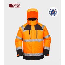China Factory Workwear Polyester Safety Reflective Hi Vis Workwear