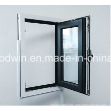 Double Colour Thermal Break Aluminum Double Glass Window