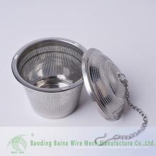 Hochwertige Edelstahl-Siebe Teefilter