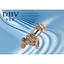 Шарнирный клапан с резиновым уплотнением из политетрафторэтилена с сертификатом Ce