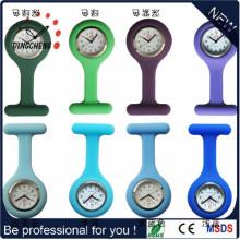 2015 Förderung-Art-Silikon-Digital-Krankenschwester-Uhr / Silikon-Krankenschwester-Uhr (DC-129)