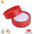 Boucle d'oreille bijoux papier emballage boîte-cadeau