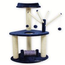 Sisal Cat Scratching Ramp Board Platform