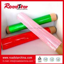 Sparkle prismatic PVC rolls for drum tape