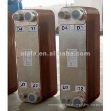 A Alfa laval relacionados soldadas permutador de calor
