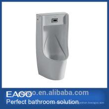 EAGO Wall hung P-trap ceramic sensor urinal HB3020