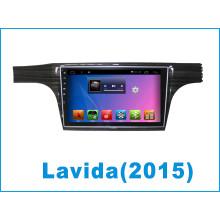 Système Android Car DVD en voiture vidéo pour Lavida 10,2 pouces avec GPS voiture