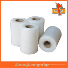 PE materials clear heat shrink plastic film for bottle collective packaging