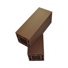Cheap WPC Pergola Wood Plastic Composite Pavilion Post 121*121mm XFQ003