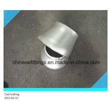 ASTM A403 Wp304 Wp316L em aço inoxidável concêntrico Redutor
