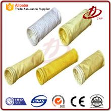 polyester p84 ptfe needle felt filter bag