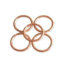 phos copper brazing rings copper phosphorus welding ring
