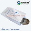 Sac de papier stérile CSSD scellé à chaud
