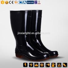 CE S5 China Nova borracha & PVC Rain Boot & PVC injeção injetiva botas