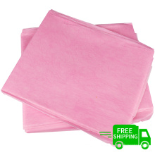 FREE SHIPPING  100 PCS Disposable Massage Table Sheets  for massage Bed,Spa Table disposable nonwoven bed sheet