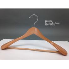Fsc/BSCI Certification Natural Color Wooden Hanger