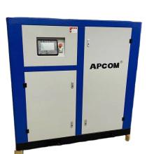 APCOM 20 bar high pressure air compressor 30bar hengda high pressure air compressor oil free screw compressor for PET low noise