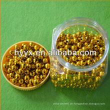 Gold Perlen / Perlen Schmuck / Perlenkette