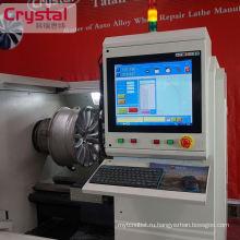 Автоматическая PC обод полировка журнал ремонт оборудования WRM28H