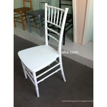 Apariencia moderna y material de metal silla tiffany silla