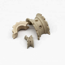 high quality products random tower packing 25mm ceramic super intalox saddles rings