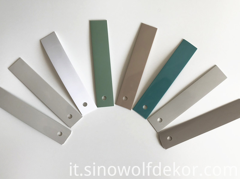 ABS Edge Banding Solid Color High Gloss Edging Price