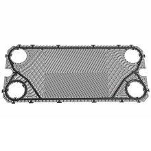 Placa de intercambiador de calor de placas, AISI304, AISI316, material de titanio, muchas marcas y tipos disponibles
