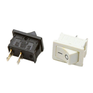 MRS-101 illuminated square Rocker Switch